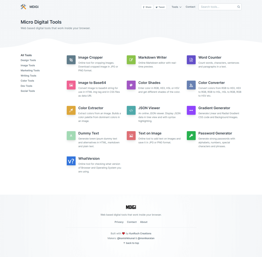 mdigi-homepage